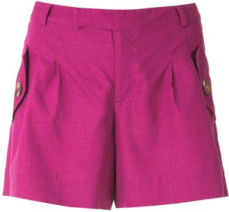 Olympiah Bryone pockets shorts
