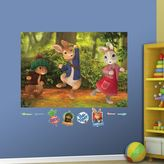 Fathead Peter Rabbit Mural Wall Decals by