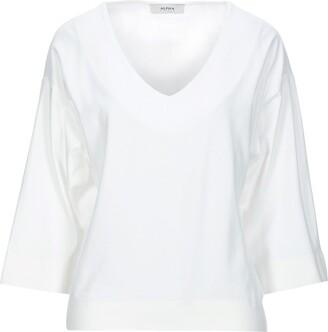 ALPHA STUDIO T-shirts
