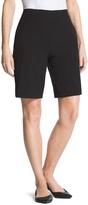 Chico's Neema Grommet Detail Shorts