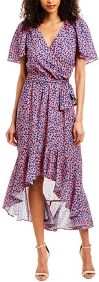 Parker High-Low Maxi Dress
