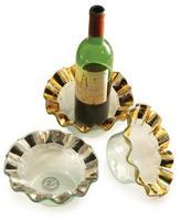 Annieglass RFFL WINE CSTR