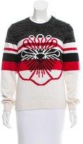 Kenzo Wool Intarsia Sweater
