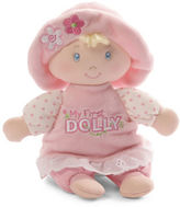 Gund My First Dolly Rattle
