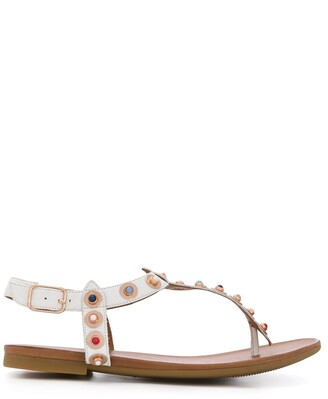 Carvela Kankan thong sandals