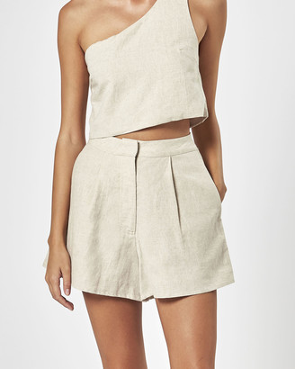 Charlie Holiday Women's Nude Shorts - Shell Short - Size One Size, L at The Iconic
