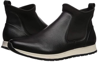 Kenneth Cole Reaction Intrepid Boot (Black) Men's Shoes