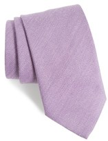 Eton Men's Geometric Wool & Silk Tie
