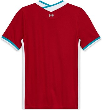 Nike Liverpool Fc Junior Home 20/21 Short Sleeved Shirt