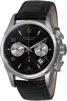 Hamilton Men's H32656833 Jazzmaster Chronograph Dial Watch