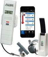 La Crosse Technology La Crosse Alerts Mobile Wireless 926-251031-HT Monitor System with Hot Tub Accessory Set