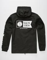 SALTY CREW Alpha Snap Mens Jacket