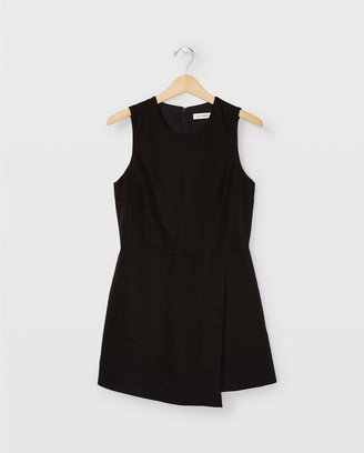 Club Monaco Wrap Romper