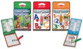 Melissa & Doug Kids' Water Wow Animals, Alphabet & Numbers Gift Set