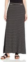 Karen Kane Women's Side Slit Maxi Skirt