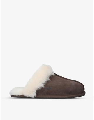 UGG Scuffette II suede slippers