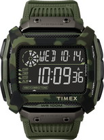 Timex Command(TM) Shock Digital Silicone Strap Watch, 54mm