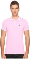 DSQUARED2 Classic Fit Polo Shirt Men's Short Sleeve Pullover