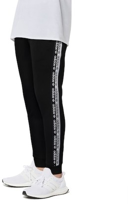 adidas Reveal Your Voice Taped Pants - Black / White