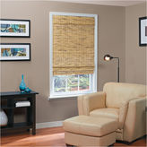 JCPenney Home Burnout Bamboo Cordless Roman Shade
