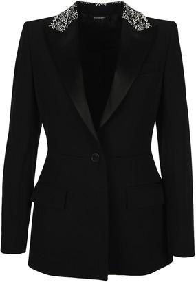 Givenchy Embellished Collar Blazer