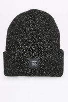 Herschel Supply Co. Abbott Reflective Black Beanie