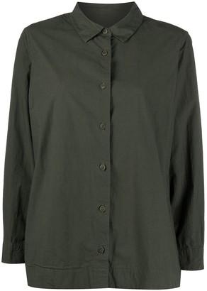 Casey Casey Khaki Button-Down Shirt