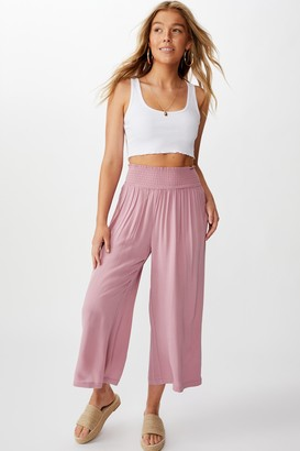 Supre Rosie Shirred Pant