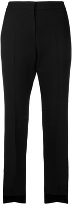 Alexander McQueen Tailored Fitted Trousers