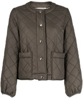 MACKINTOSH diamond quilted jacket