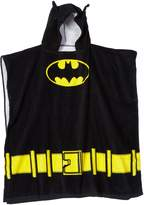 Intimo Batman Bath Towel Pool/Beach Hooded Poncho Robe for boys