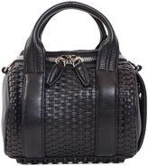 Alexander Wang Stranded Leather Mini Rockie Bag