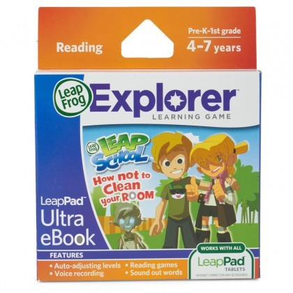 Leapfrog How Not To Clean Your Room Ultra eBook