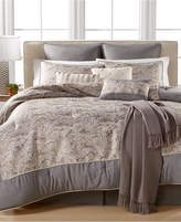 Jessica Sanders CLOSEOUT! Onyx 10-Pc. King Comforter Set