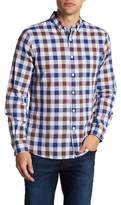Todd Snyder Button-down Long Sleeve Ceck Shirt