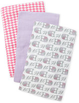 my baby boutique 3-Pack Muslin Blankets