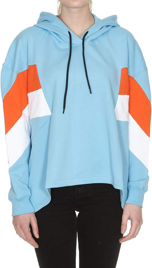 MSGM Colour Block Sweatshirt