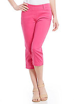 Allison Daley Super Stretch Twill Pull-On Capri