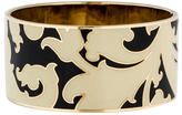 Etro Damask Enamel Hinge Bangle