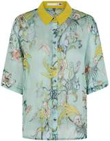Klements - Mildred Shirt In Kanagroo Print