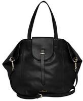 Urban Originals Urban Orginals Desire Vegan Leather Bucket Bag - Black