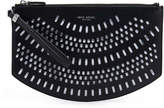 Henri Bendel West 57Th Perforated Half Circle Pouch