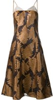 Creatures of the Wind 'Dante' dress - women - Silk/Nylon/Acetate - 2
