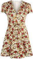 Glamorous Petites **Rose Tea Dress by Glamorous Petite