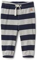 Gap Brannan bear stripe pants