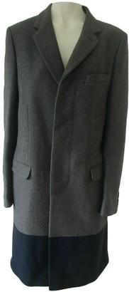Dries Van Noten Multicolour Wool Coats