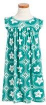Tea Collection Toddler Girl's Queensland Mighty Dress