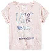 Roxy Graphic-Print T-Shirt, Big Girls (7-16)
