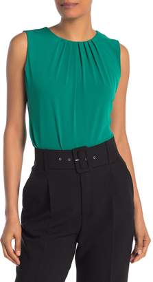 Calvin Klein Pleat Neck Cami