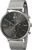 Maurice Lacroix Men's EL1088-SS002-810 Eliros Analog Display Quartz Silver Watch